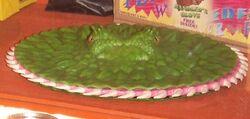 Frisbee à dents de serpent (Orlando)