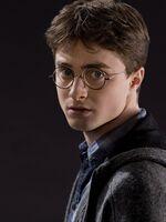 HBPf-Promo HeadShot HarryPotterInGrayCoat