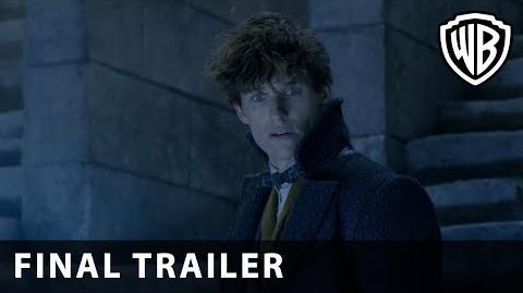 Fantastic Beasts The Crimes of Grindelwald - Final Trailer