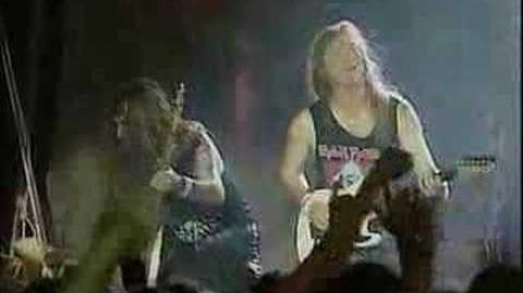 Iron Maiden - Transylvania (live)