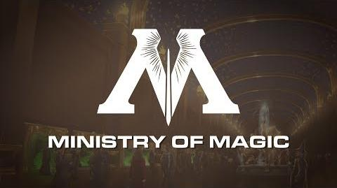 Ministry of Magic - Harry Potter