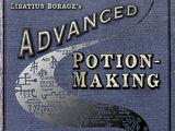 Manuel avancé de préparation des potions