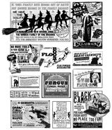 MinaLima Store - Advertisements From The Daily Prophet