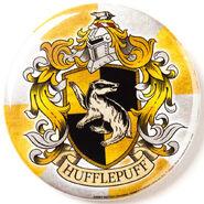 MinaLima Store - Hufflepuff House Crest Badge