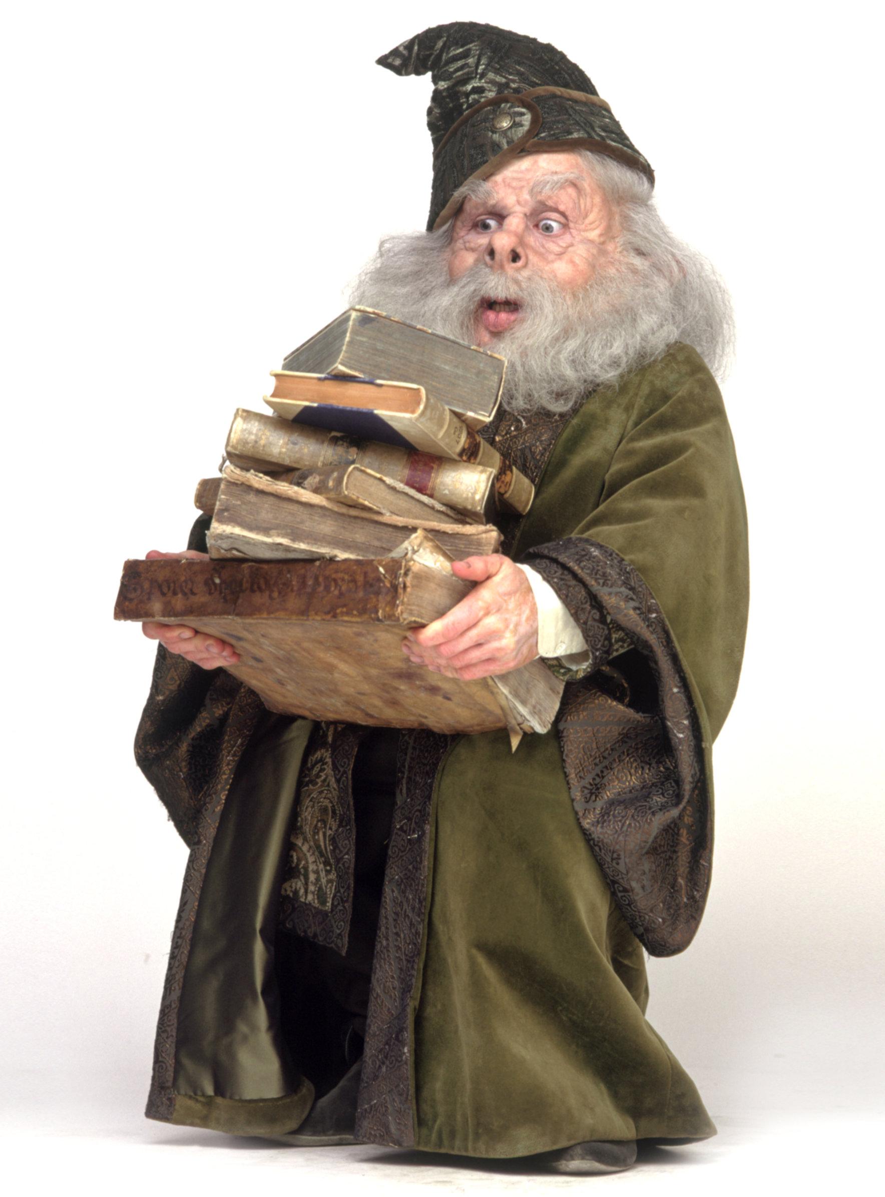 Image - HP1 promo Filius Flitwick.jpg | Harry Potter Wiki | FANDOM ...