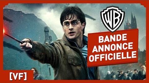 Harry Potter et Les Reliques de la Mort - Partie 2 - Bande Annonce Officielle (VF)