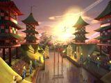 Japoński narodowy stadion quidditcha