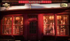 Zonko's Joke shop (WWoHPTP)