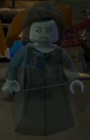 Grey Lady LEGO