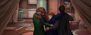 Rozszczepienie (Pottermore)
