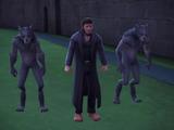 Werewolf army