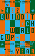 MinaLima Store - The 422nd Quidditch World Cup - Grid