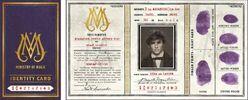 Ministry of Magic ID - Newt Scamander