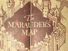 Карта Мародёров (название)