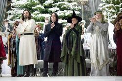 KarkaroffSnapeMcGonagallDumbledore