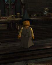 Lego Professeur Sinistra 2