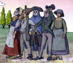 Маглы в 1754 (WB Книга заклинаний)