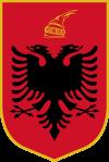 Albania state emblem svg