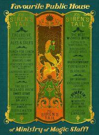 Siren's Tail Advertisement