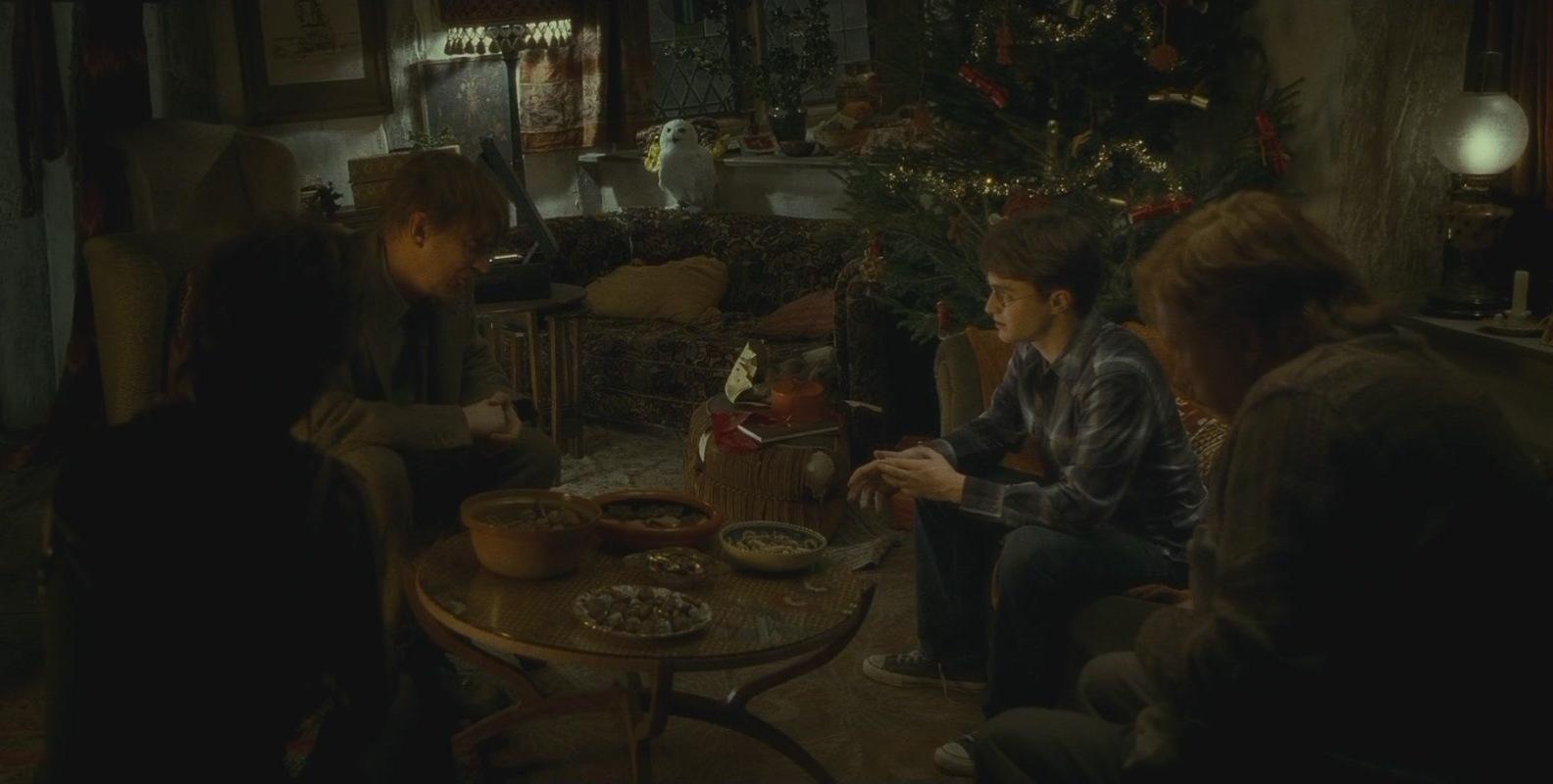 Christmas Time At The Burrow
