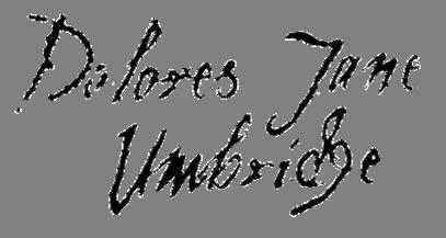 Dolores Umbridge sig