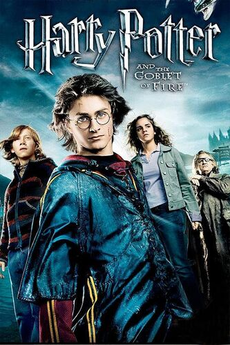 4th book of harry potter