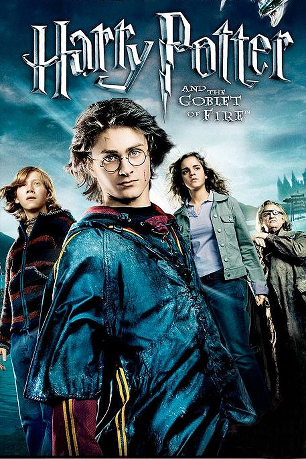 Harry Potter And The Goblet Of Fire Film Harry Potter Wiki