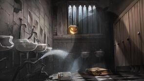 Hogwarts PM B1C10M3 TrollInBathroom Moment