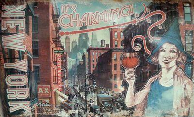 New York Postcard-FB