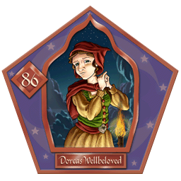 Dorcas Wellbeloved-86-chocFrogCard