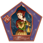 Dorcas Wellbeloved-86-chocFrogCard