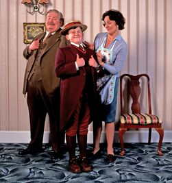 Dursley family (Promotional photo)