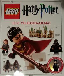 LEGO Harry Potter. Luo velhomaailma!