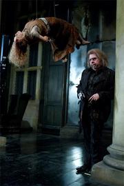 Pettigrow manoir des Malefoy