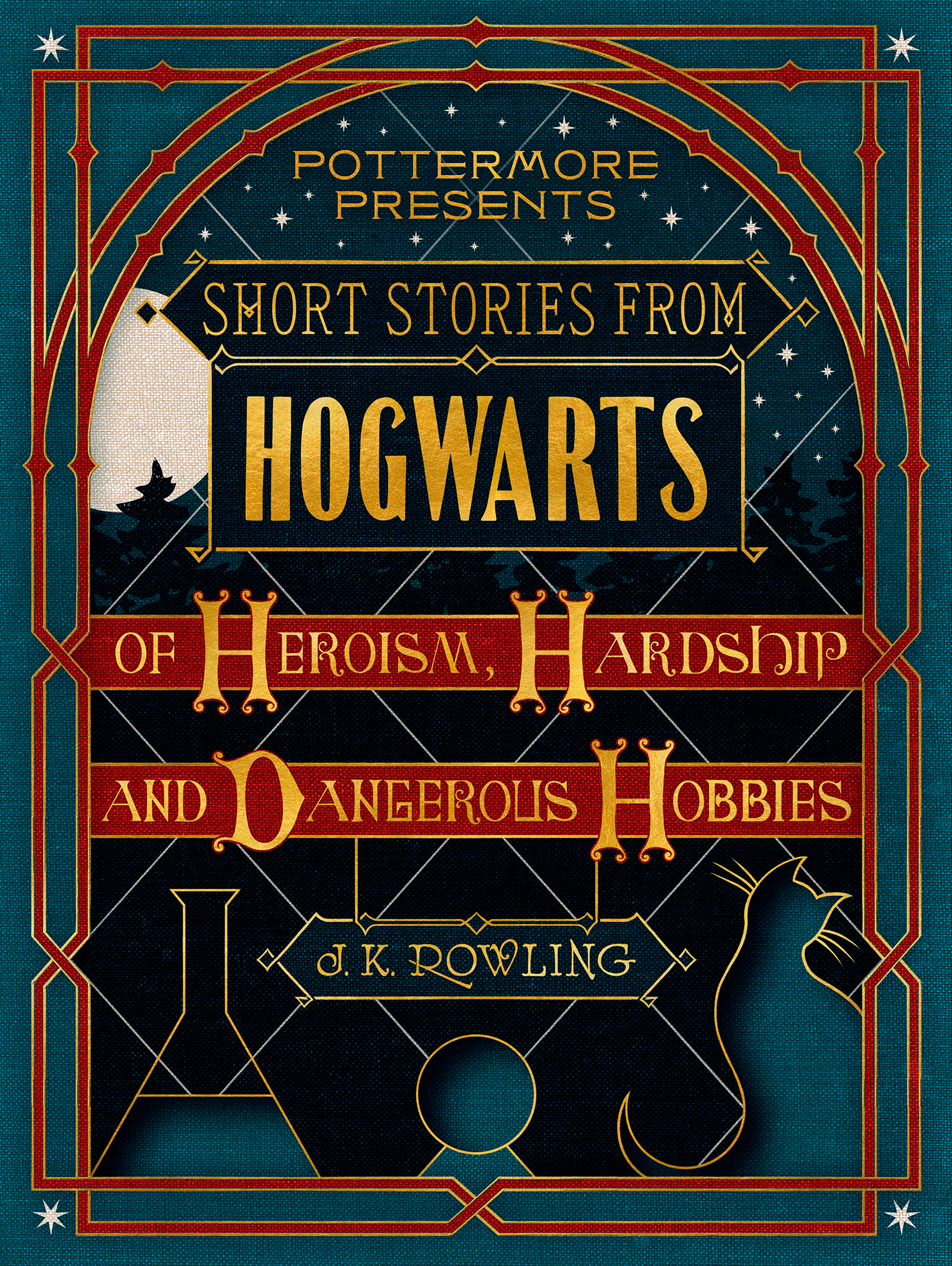Image result for short stories from hogwarts book