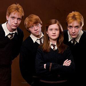 Bractwo Weasleyowie