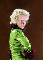 HP4 promo Rita Skeeter 5