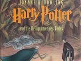 Harry Potter und die Heiligtümer des Todes (Buch)