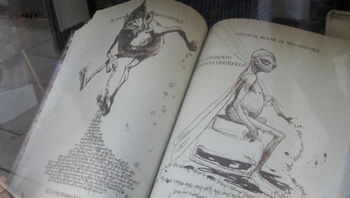 Le Monstrueux Livre Des Monstres Wiki Harry Potter