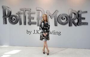 Pottermore JK Rowling