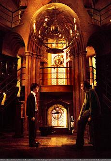 HP3 Люпин и Гарри