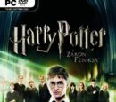Harry Potter i Zakon Feniksa (gra)