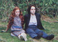 Lily i Snape