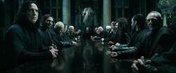 Meeting at Malfoy Manor