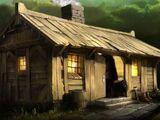 Cabana de Rúbeo Hagrid