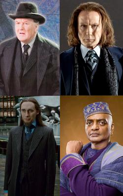 Министры магии