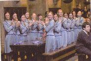 Beauxbatons in Hogwarts