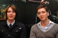 James und Oliver Phelps1