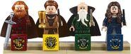 Lego założyciele Hogwartu