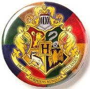 MinaLima Store - Hogwarts Crest Badge